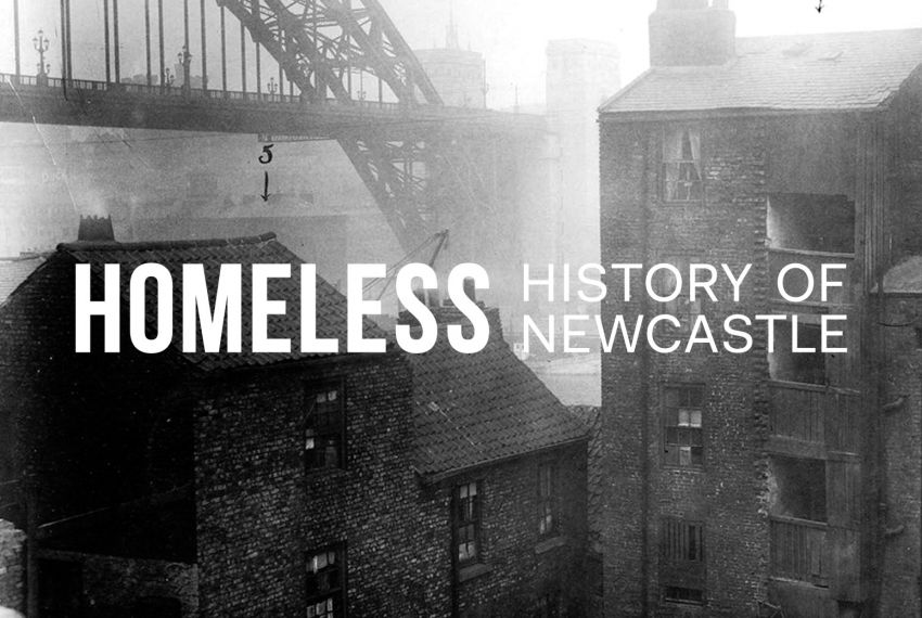 Homeless History of Newcastle