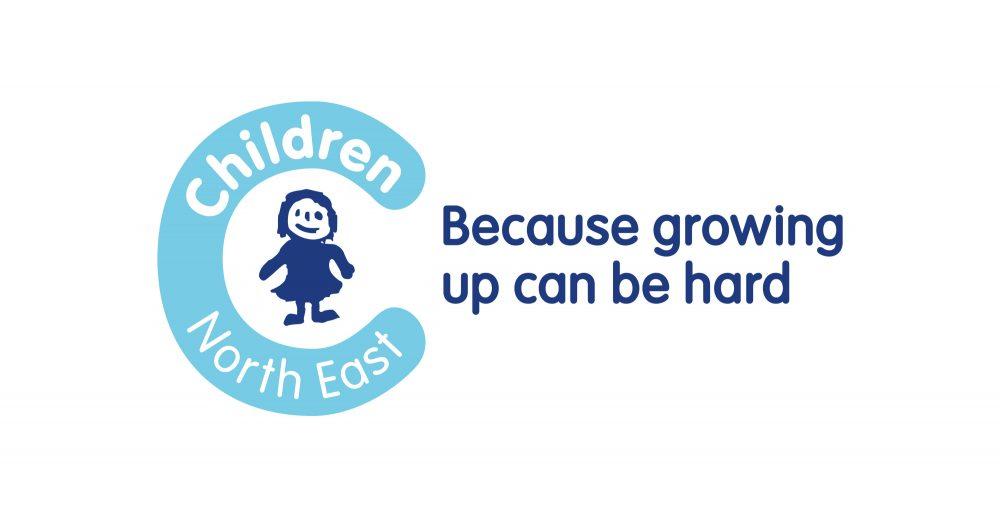 children north east rebrand